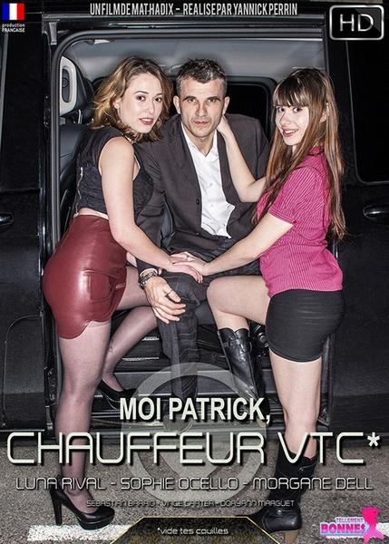 Moi, Patrick, chauffeur VTC (HD Rip 720p) Cover