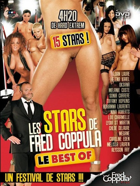 Les Stars De Fred Coppula Le Best Of (Year 2010) Cover
