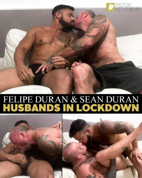 MO30 - Sean Duran & Filipe Duran - Husbands In Lockdown