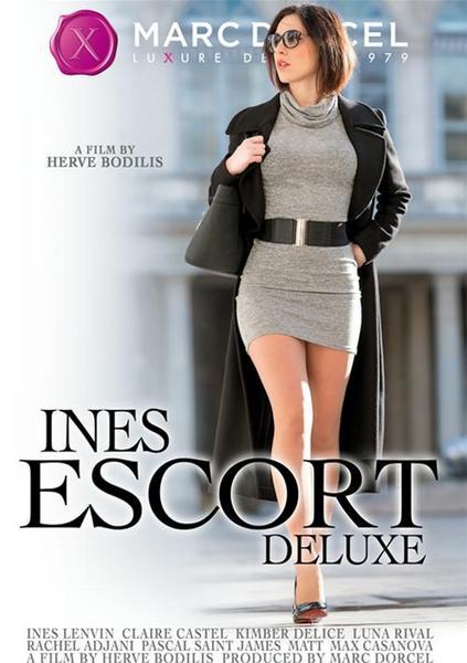 Ines Escort Deluxe - Ines Escorte de Luxe (Year 2016) Cover