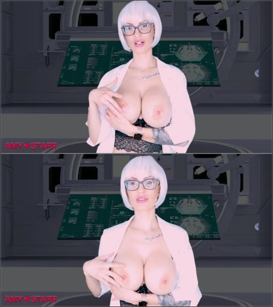 MDH: AmyStarr - Sei mein Testobjekt - Hemmungsloses Spritze (FullHD/1080p)