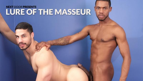 NDE - Lure of the Masseur - Krave Moore, Tyce Jax
