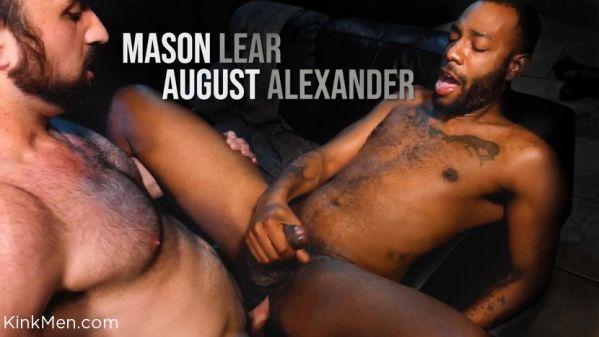 KinkMen - Mason Lear & August Alexander - Thief Tormented and Fucked Raw
