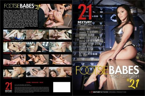 Footsie Babes - More Foot Fetish 21 (2020)