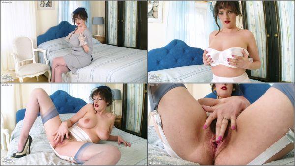 Blue Bedside Benaviour [VintageFlash] Kate Anne (1.16 GB)