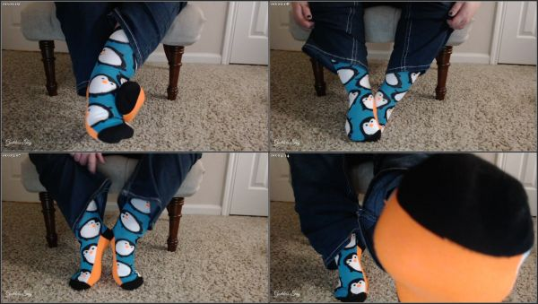 Perfect Socks [FetishMania] Goddess Tay (164 MB)