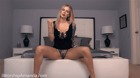 Goddess Amanda - MORE PAIN CBT CEI