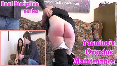 DisciplinaryArts – Yasmines Overdue Maintenance