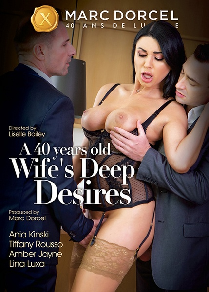 A 40 Year-Old Wife`s Deep Desires (2020 / FullHD Rip 1080p)