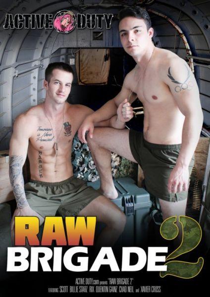 AD - Raw Brigade volume 2