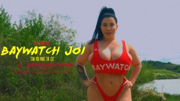 Goddess - Baywatch JOI on the beach (27.05.2020) [FullHD 1080p] (Big Tits)