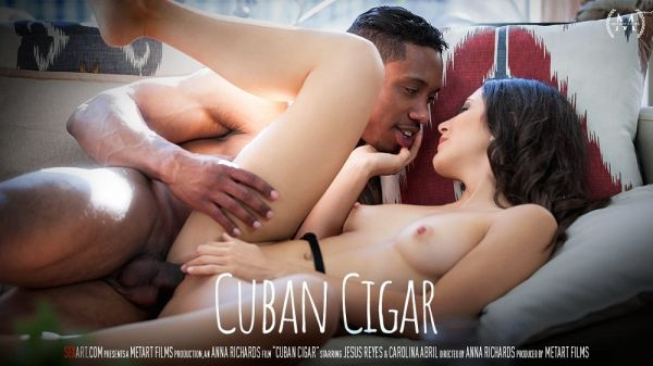Carolina Abril - Cuban Cigar