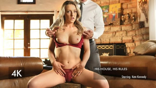 Kate Kennedy - Kate Enjoys His Rules Of Anal