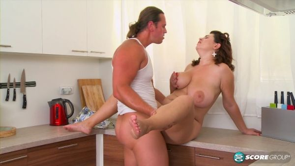 Vicky Soleil - Big Boobs and Creampies