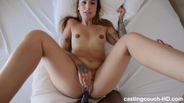 Ashley - Juicy Ass White Girl Gets Pounded (19.06.2020) [HD 720p] (CastingCouch)