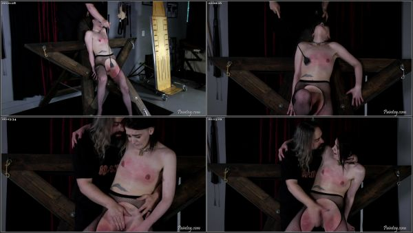Beaten And Used For Pain Part 4 [PainToy] Abigail Annalee (399 MB)