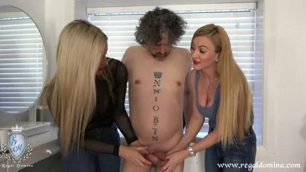 Nikki Whiplash, Suzanna Maxwell – Boxed And Busted