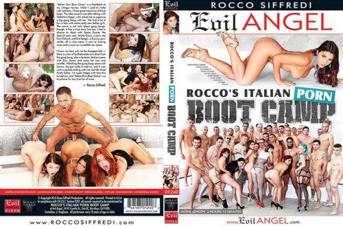 Roccos Italian Porn Boot Camp (2015)