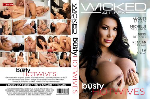 Busty Hotwives (2018)
