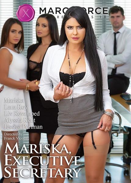 Mariska, Executive Secretary - Mariska, Secretaire De Direction [Franck Vicomte, Marc Dorcel / Year 2020 / FullHD Rip 1080p]