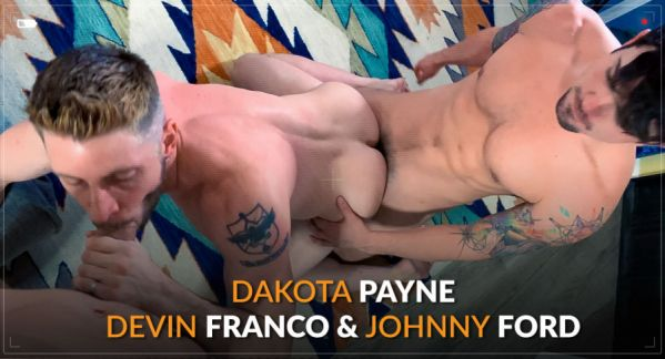NextDoorHomemade - Dakota Payne, Devin Franco, & Johnny Ford