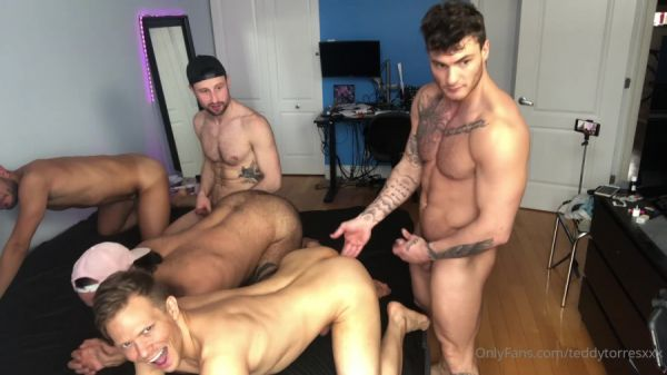OF - Teddy Torres - William Seed, Ethan Chase, Drew Dixor Alex Monte