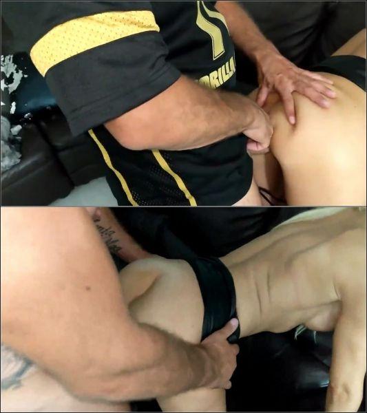 sandy226 - Extremes Hardcorevideo: Fick mich in den Arsch und Fotze!