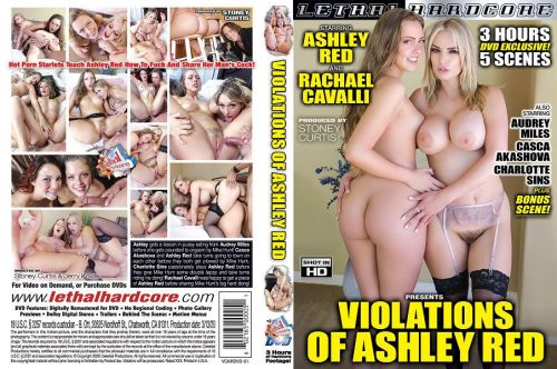 Violations Of Ashley Red (2020)