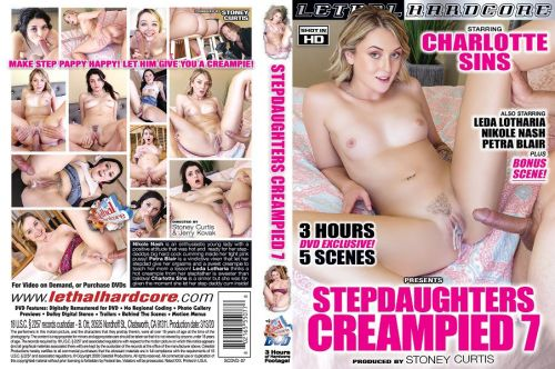 Stepdaughters Creampied 7 (2020)