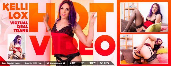 Kelli Lox - Hot Video (FullHD 1080p) Cover