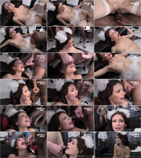 Kate Rich #3 - Gangbang - Second Camera Part 2 (07.05.2020) [FullHD 1080p] (Bukkake)