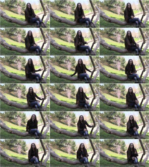 Bukkake: Kira #1 - Behind The Scenes + Interview After Bukkake (25.05.2020) (FullHD/1080p)