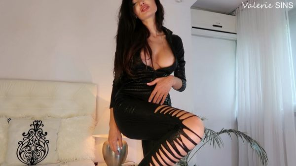 Valerie Sins - Electric Chastity