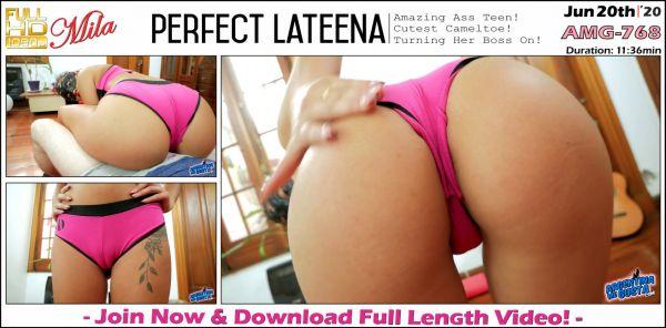 Mila - Perfect Lateena - AMG-768 (20.06.2020) [FullHD 1080p] (ArgentinaMegusta)