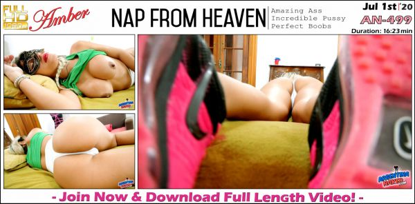 Amber - Argentinanaked - Nap From Heaven - AN-499 (01.07.2020) (FullHD 1080p) [2020]