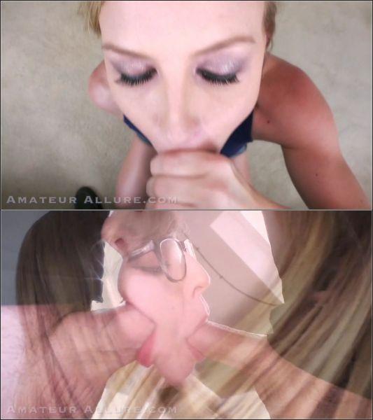 Nicole Clitman, Ariel Sky, Raylin Ann - Swallow Sal0n Features Nicole Clitman, Ariel Sky and Raylin Ann Sucking Cock (05.06.2020) [FullHD 1080p] (Swallow)