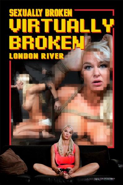 London River - Virtually Broken (HD 720p) Cover