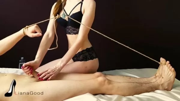 LianaGood - A new way to get an orgasm