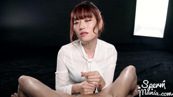 Mizuki - Mizuki's Cummy Handjob (03.07.2020) [FullHD 1080p] (Handjob)