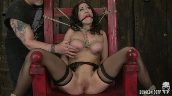 The Grand Tour Of Pain [SocietySM] Kymberly Jane (940 MB)