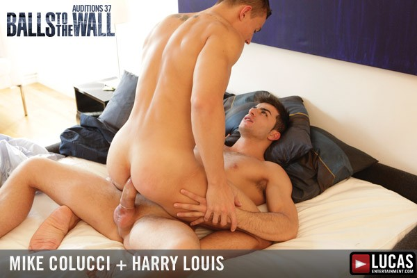 LE - Mike Colucci and Harry Louis - Balls to the Wall
