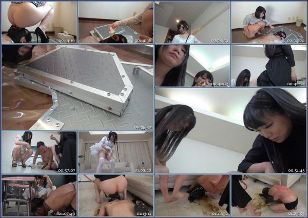 ZSD-15 Omnibus By Fetishism Ii ~ Filthy Toilet Bowl Hen Part-02 Asian Scat Scat Femdom Yapoos Market Femdom