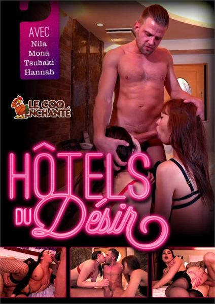 Hotels Du Desir (2020) (HD Rip 720p) Cover