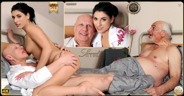 Kristal Amore - №761 The Naughty Nurse [FullHD 1080p] (Young)
