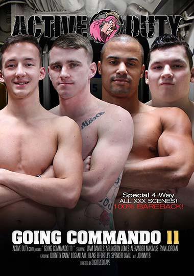AD - Going Commando vol 11