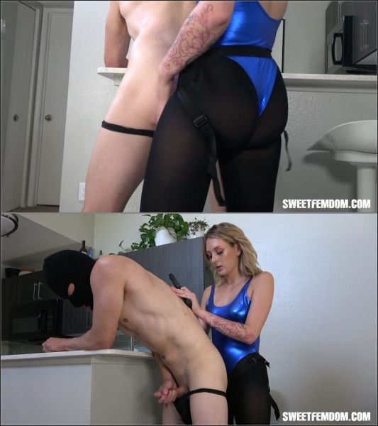 Charlotte Sins - Her Little Fuck Toy (08.07.2020) [FullHD 1080p] (Femdom)