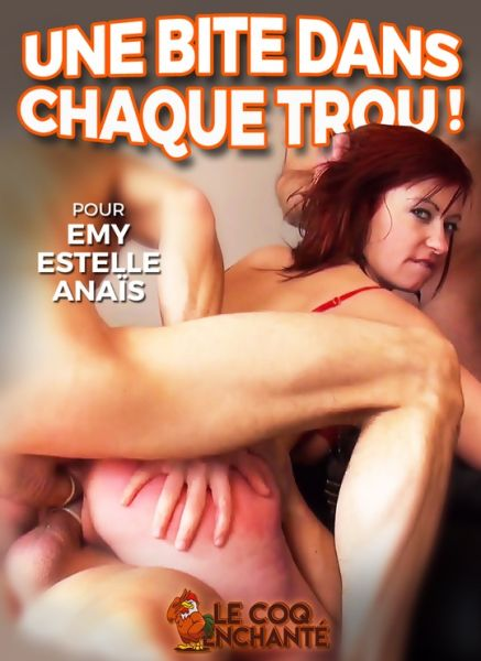 Une Bite Dans Chaque Trou - A Cock In Each Hole (Year 2019 / FullHD Rip 1080p)