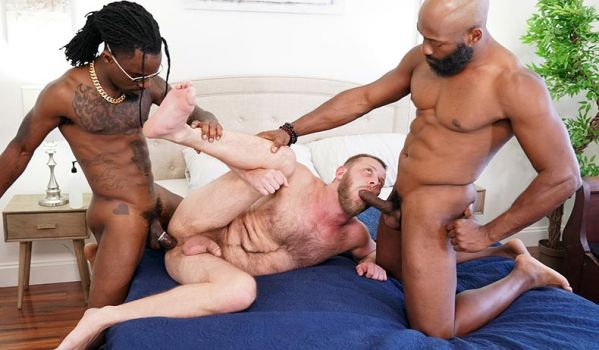 BlaksOnBoys - Chandler Scott, Fame & JJ Lake