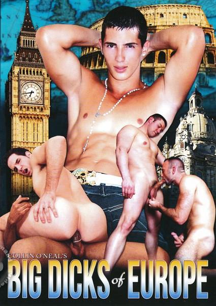 Collin O'Neal's World of Men - Big Dicks Of Europe