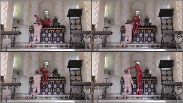 Ashtray And Ruin At The Altar For Goddess [FetishMania] Mistress Tess (1.13 GB)